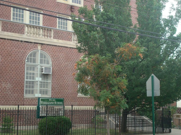 PS 101K – The Verrazano School