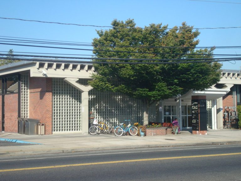 The Uniondale Public Library