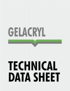 Technical Data Sheet - Gelacryl