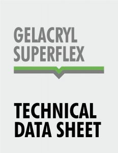 Technical Data Sheet - Gelacryl Superflex AR